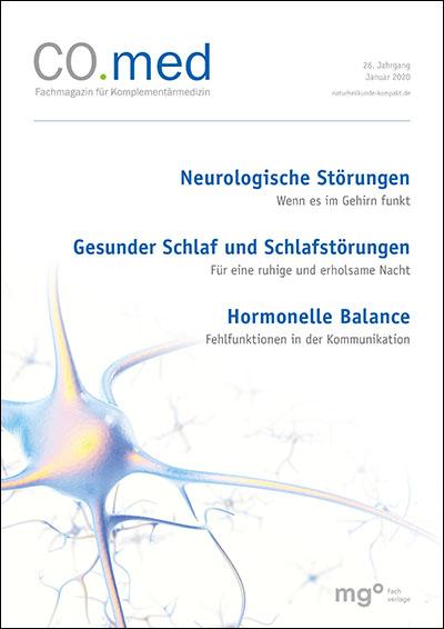 CO.med - Fachmagazin für Komplementärmedizin