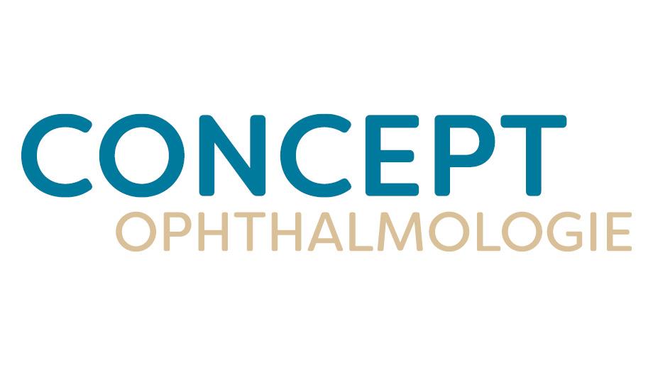 Logo Concept Ophtalmologie