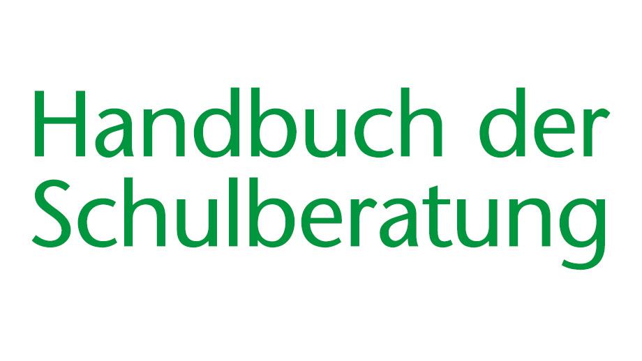 Logo Handbuch der Schulberatung