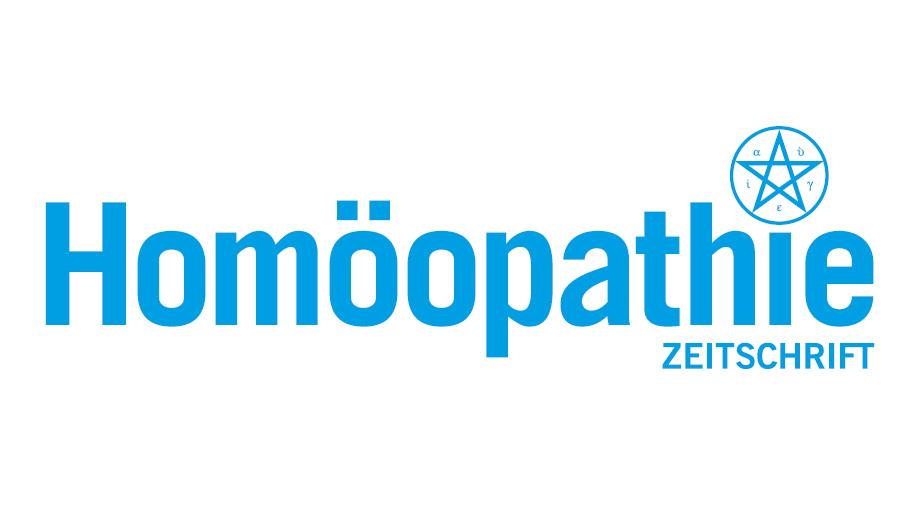 Logo Homöopathie Zeitschrift