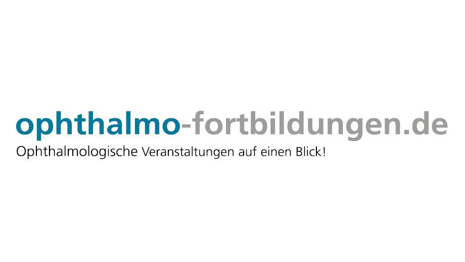 Logo ophthalmo Fortbildungen