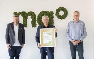 Aller guten Dinge sind drei: 10 Jahre UroForum – 60. Geburtstag Chefreporter Franz-Günter Runkel – LA-MED Platz 3
