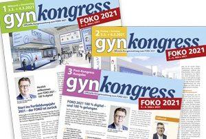 gynkongress – Die offzielle Kongresszeitung zum FOKO 2021 100% digital