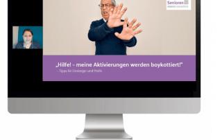 """Webinar """"Hilfe! Meine Aktivierungen werden boykottiert!"""""""
